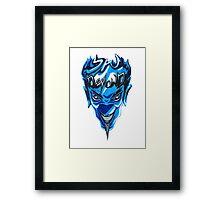 Ski Demond Framed Print