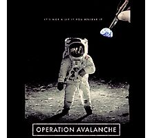 Operation Avalanche Photographic Print