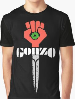 Hunter S. Thompson Gonzo Shirt Graphic T-Shirt
