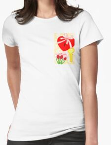 A key to all that your heart desires (1393 Views) T-Shirt