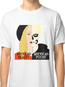 American Beauty, American Psycho Classic T-Shirt