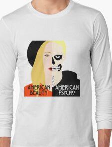 American Beauty, American Psycho Long Sleeve T-Shirt