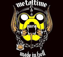 Metal time : made in Hell by Arthur A Jackson