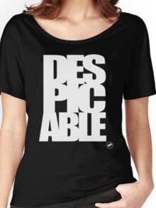 DESPICABLE Women's Relaxed Fit T-Shirt