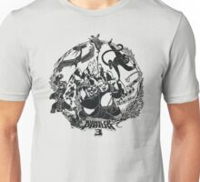 Kung Fu Panda 3 The Movie Unisex T-Shirt