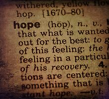 Finding Meaning Hope by JoeGeraci