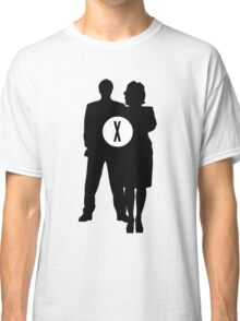 Skully and Mulder Classic T-Shirt
