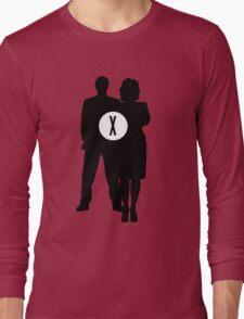 Skully and Mulder Long Sleeve T-Shirt