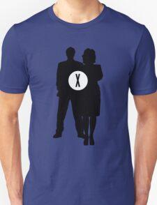 Skully and Mulder Unisex T-Shirt