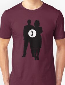 Skully and Mulder Unisex T-Shirt