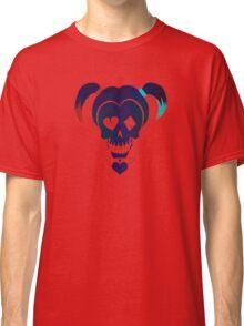 Harley Quinn Logo Classic T-Shirt