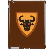 LEGO Castle - Cedric the Bull Shield iPad Case/Skin