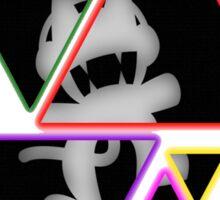 Another cool EDM design :D Sticker