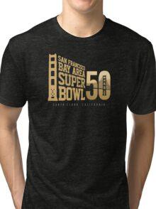 Super Bowl 50 III Tri-blend T-Shirt