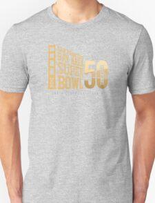 Super Bowl 50 III Unisex T-Shirt