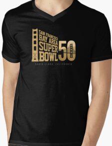 Super Bowl 50 III Mens V-Neck T-Shirt