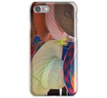 Handmade Colorful Hats iPhone Case/Skin