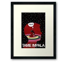 Tame Impala Poster Framed Print
