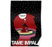 Tame Impala Poster Poster
