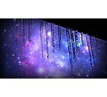 Frigid Galaxy  Photographic Print