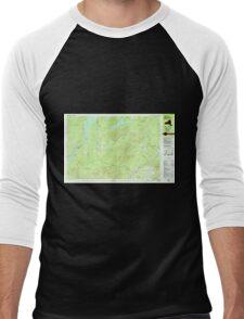 New York NY Wilmington 140334 1978 25000 Men's Baseball ¾ T-Shirt