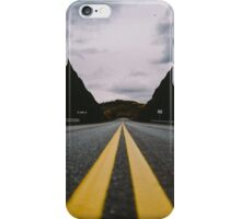 To Nowhere iPhone Case/Skin