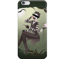 Silent Laughter iPhone Case/Skin