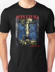 Sepultura chaos a.d. T-Shirt