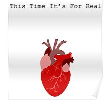 This Time It's For Real Poster