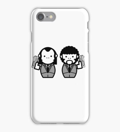 Pulpy Fiction iPhone Case/Skin