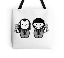 Pulpy Fiction Tote Bag