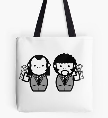 Pulpy Fiction Tote Bag