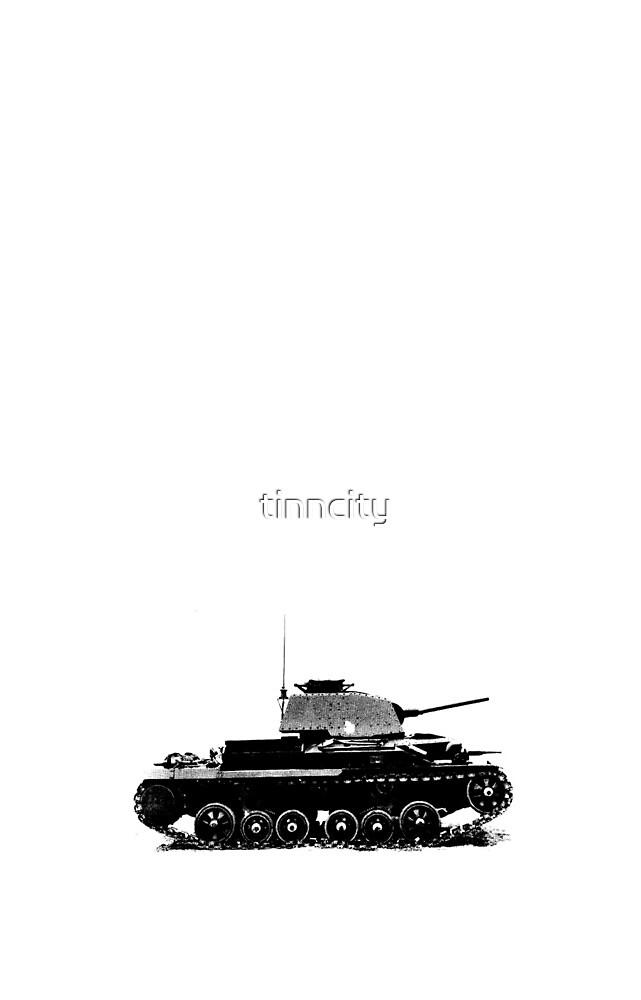tankstyle by tinncity