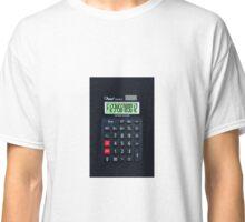 iphone calculator Classic T-Shirt