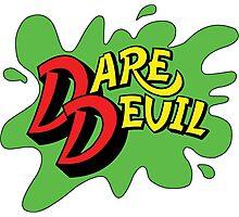 Double Dare Devil Photographic Print
