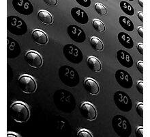 endless elevator Photographic Print