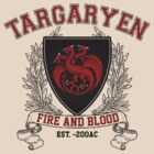 Targaryen University by Digital Phoenix Design