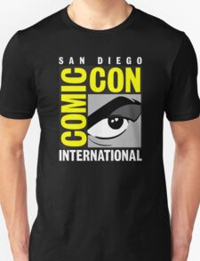2015 Comic Con International Sandiego T-Shirt