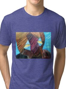 Through The Eyes Of Mother Nature Tri-blend T-Shirt