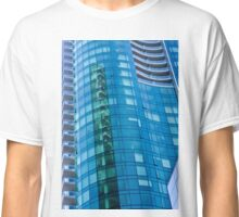Architecture - Urban Lines and Reflections - San Francisco Classic T-Shirt