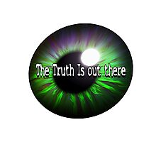 The X Files: Truth Photographic Print