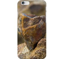 Anza Borrego Heart Rock iPhone Case/Skin