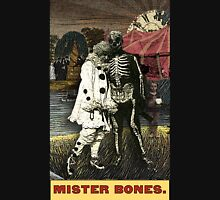 Mister Bones -- from The Zirkus Magi Unisex T-Shirt