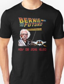 Bernie to the Future T-Shirt