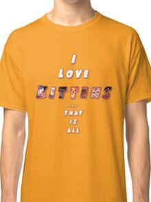 I love Kittens! Classic T-Shirt