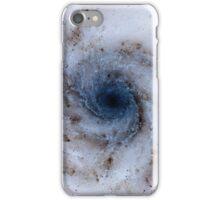 Negative Wormhole  iPhone Case/Skin