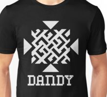 Space Dandy's in a band, baby. Unisex T-Shirt