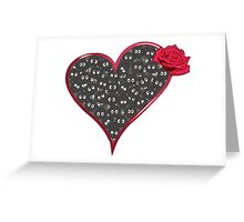 I Love Soot Sprites Greeting Card