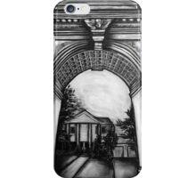 Washington Square Park Arch iPhone Case/Skin