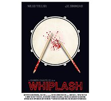 Whiplash film poster Photographic Print